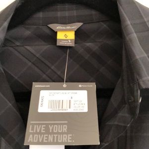 Eddie Bauer Shirt Dress NWT